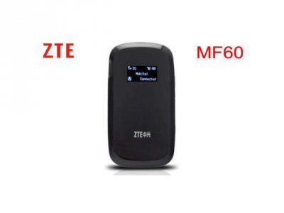 ZTE MF60 Router Image