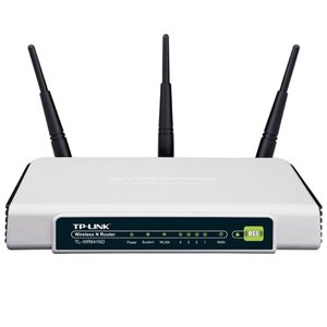 TL-WR941ND Router Default