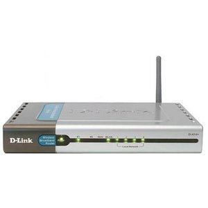 D-Link DI-614+ Router Image