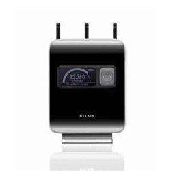 Belkin N1 Vision (F5D8232-4) Wireless Router Image