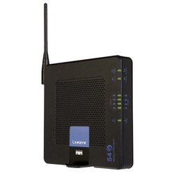 Linksys WRH54G Wireless Router Image