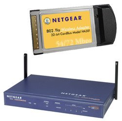 NetGear HR314 / HA501 Kit Router Image