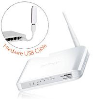 Edimax 3G-6200n Router Image