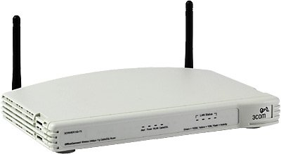 3COM 3CRWER100-75 Router Image
