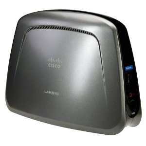 Cisco Cisco-Linksys WET610N Dual-Band Wireless-N Gaming Router Image