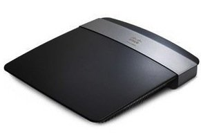 Linksys E2500 Advanced Dual-Band N Router - up to 300 Mbps, 2.4 GHz, 4x Ports Router Image