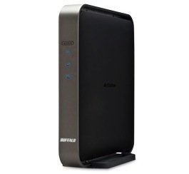 BUFFALO PJ3815 AirStation AC1300 / N900 Gigabit Dual-Band Wireless Router - 5x Ports, RJ-45, 10/100/1000 Mbp Router Image