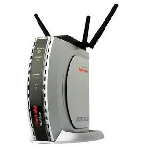 BUFFALO WZR-G300N Router Image
