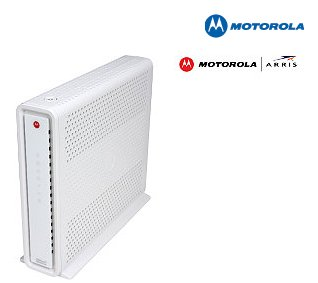 Motorola Surfboard Extreme SBG6782-AC DOCSIS 3.0 AC1750 Cable Modem Router Image