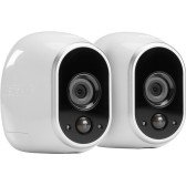 Netgear VMS3230-100NAS Arlo Smart Home Indoor/Outdoor Wireless High-Definition IP Security Cameras Router Image