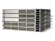 Cisco WS-C3750E-48PD-SF-R 48 x 10/100/1000Base-T Router Image