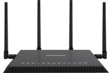 Netgear Nighthawk X4S 802.11ac Router R7800-100NAS Router Image