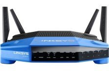 Linksys Wireless-AC Dual-Band Gigabit Router with 4-Port Ethernet Switch WRT1900ACS Router Image
