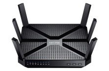 TP-Link Archer C3200 Wireless-AC Tri-Band Gigabit Router ARCHERC3200 Router Image