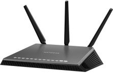 Netgear Nighthawk AC1900 Wi-Fi Router with VDSL/ADSL Modem D7000-100NAS Router Image