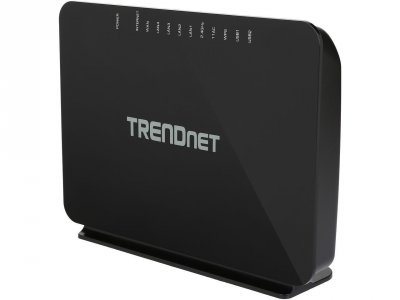TrendNET TEW-816DRM Router Image