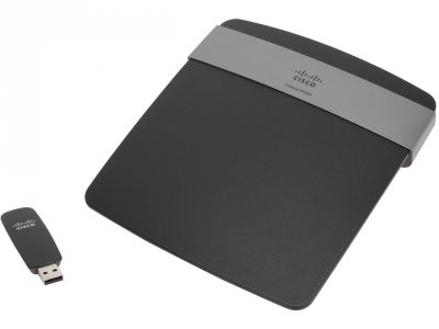 Linksys E2525-NT Router Image